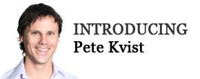 Author - Pete Kvist